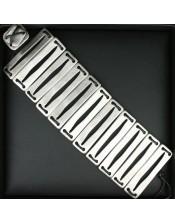 Astro Leather Bracelet