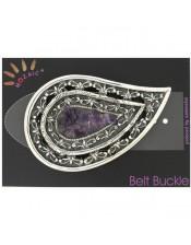 Eyedrop Belt Buckle